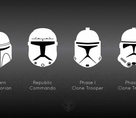 star wars stormtroopers evolution