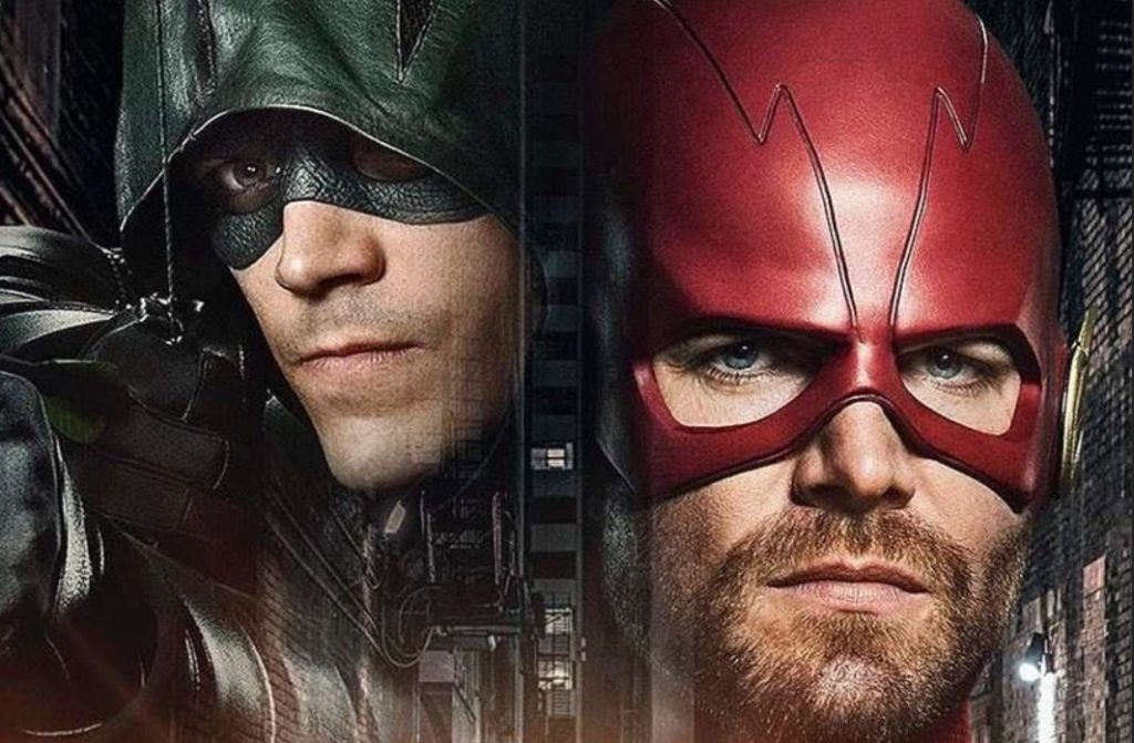 elseworld crossover partie 1