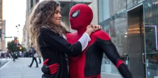 spider man far from home explication fin