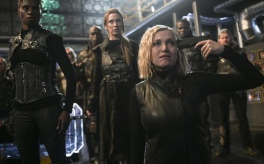 the 100 saison 6 episode 13