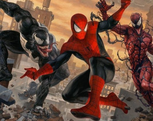 spiderman crossover venom