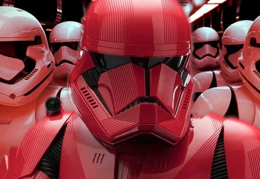 star wars 9 sith trooper