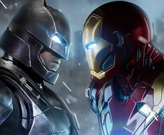 iron man vs batman riche