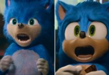sonic bande annonce