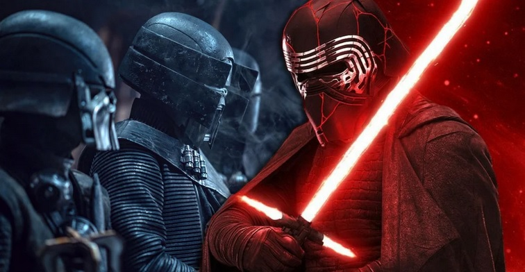 star wars 9 chevaliers de ren