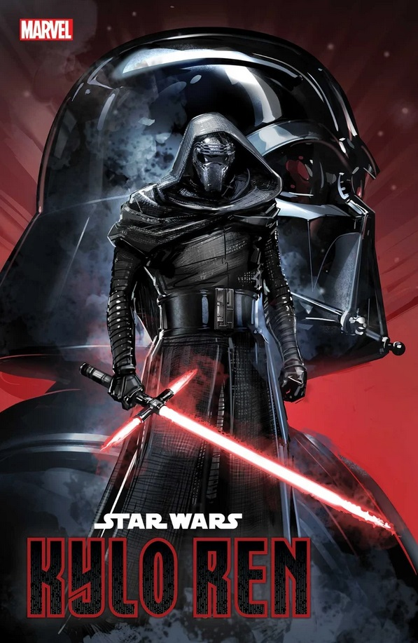the rise of kylo ren bd couverture