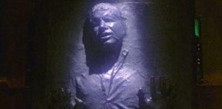han solo carbonite star wars