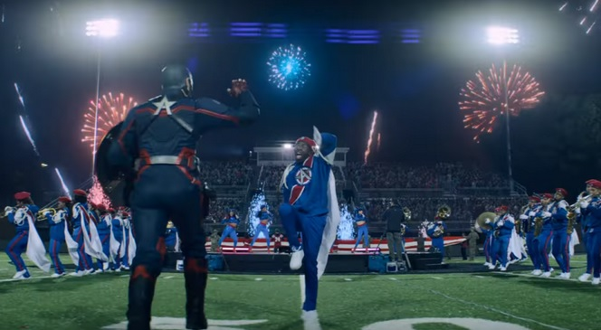 marvel disney+ trailer superbowl