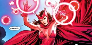 scarlet witch marvel puissance
