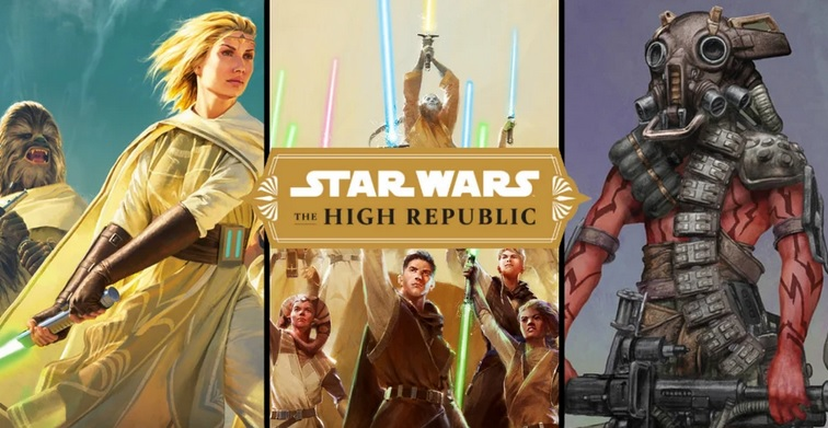 star wars the high republic ère