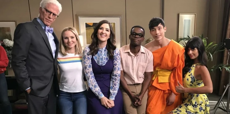the good place saison 5 netflix
