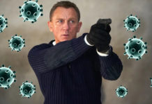 james bond no time to die coronavirus