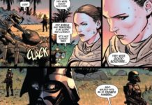 star wars dark vador 2 comics
