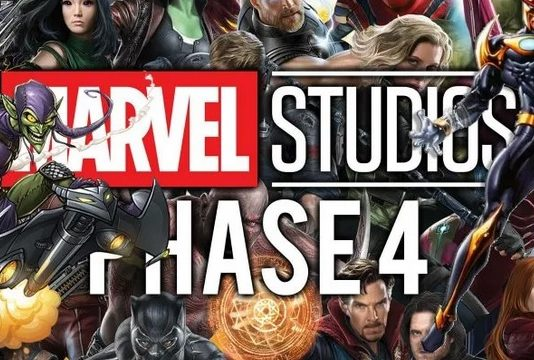 date sortie film marvel phase 4