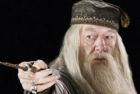 dumbledore acteur harry potter