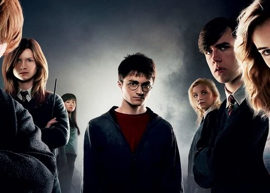 harry potter 5 age