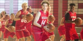 high school musical serie episode 9