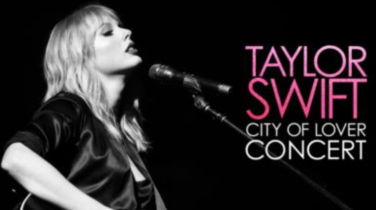 taylor swift city of lover