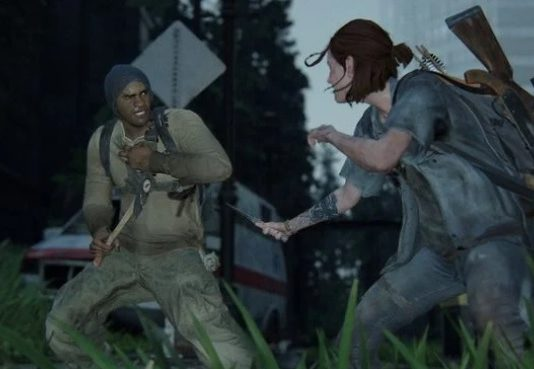 lance flamme the last of us 2