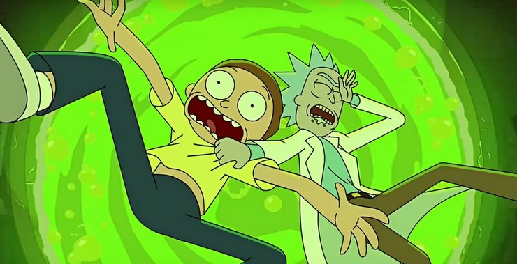 rick et morty saison 4 episode 6
