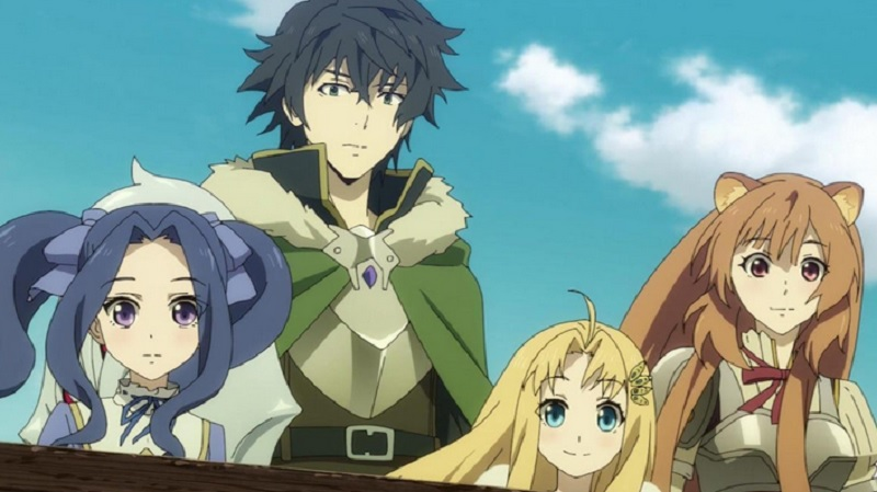 The Rising of the Shield Hero saison 2