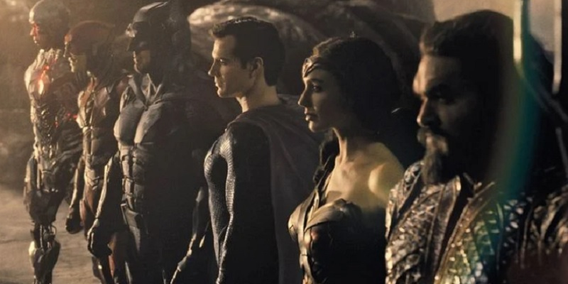 Zack Snyder's Justice League heure