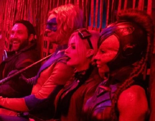 the suicide squad sortie france
