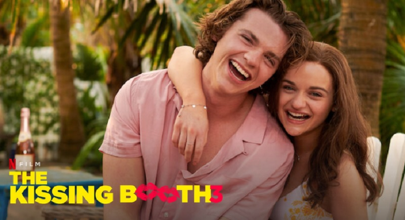 the kissing booth 4 netflix